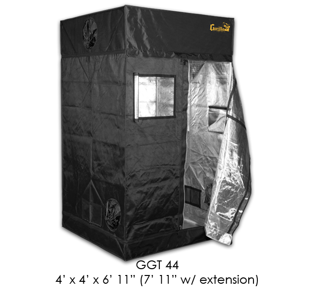 Gorilla Grow Tents at DepotEco.com
