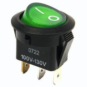 Volcano Classic Replacement Switch Green SR-06NR-G at DepotEco