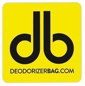 4x6 inch activated charcoal deodorizer bag for your stinky stuff