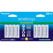 eneloop 16 PACK-2100 cycle battery