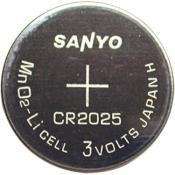 SANYO GES-LC2025 Coin Battery