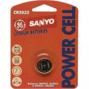 SANYO GES-LC2032 Coin Battery