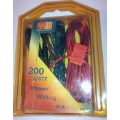 PIE 200 Watt Power Wire Kit (PKIT-10)